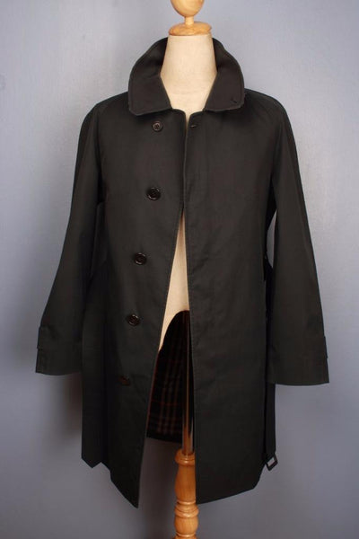 BURBERRY Bespoke Short TRENCH Coat front open