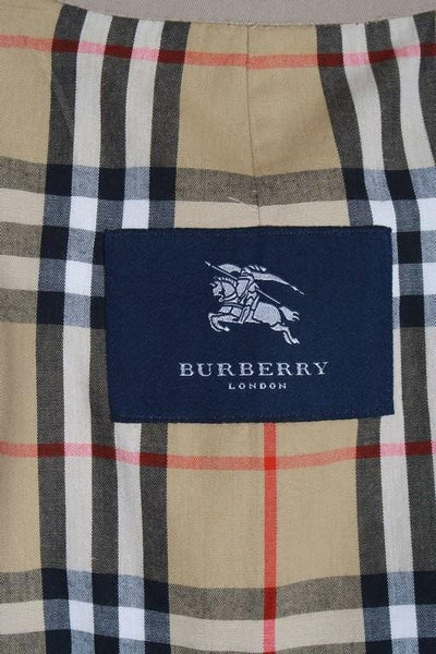 label Burberry
