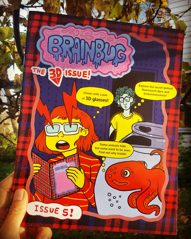 Brain Bug #5: The 3D Issue