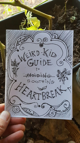 Weird-Kid Guide to Soothing Heartbreak