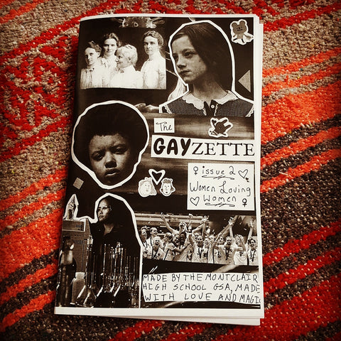 The Gayzette: Issue 2--Women Loving Women
