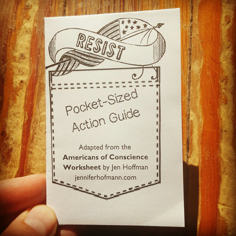 Resist: A Pocket-Sized Action Guide