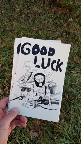 Good Luck issue #1 - Pioneers Press