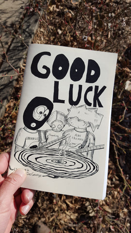 Good Luck issue 2 - Pioneers Press