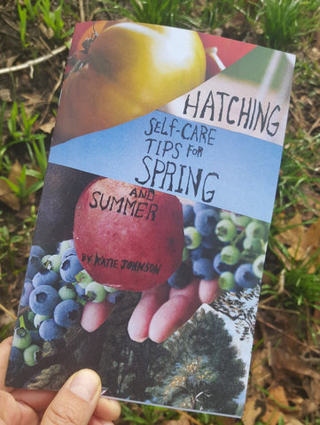 Hatching: Self-Care Tips for Spring and Summer - Pioneers Press