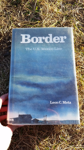Border: The U.S.-Mexico Line