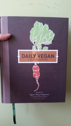 The Daily Vegan: A Guided Journal