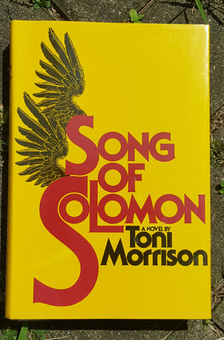 Song of Solomon (used, cool edition)