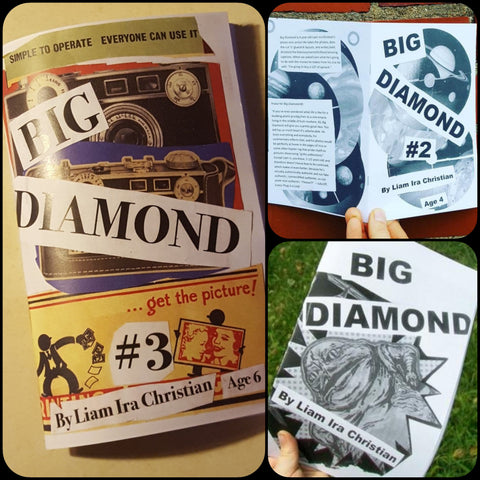 Big Diamond Rad Pack!