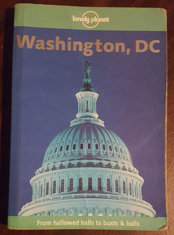 Lonely Planet Guide to Washington, DC (Used)