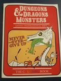 Dungeons & Dragons Monsters Saying Inspirational Shit: The Coloring Book