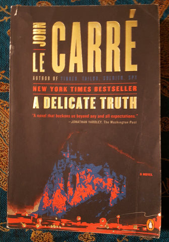 A Delicate Truth: A Novel (Used)