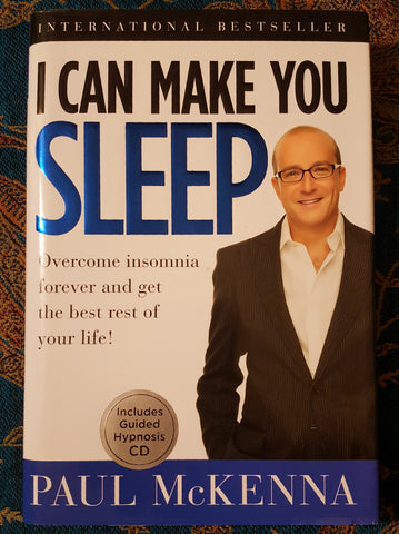 I Can Make You Sleep: Overcome Insomnia Forever and Get the Best Rest of Your Life (Used)