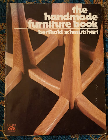 The handmade furniture book (Used)
