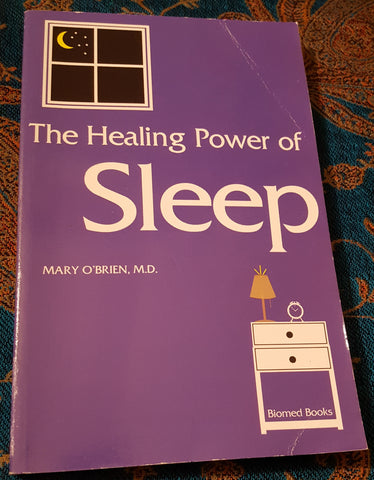 The Healing Power of Sleep (Used)