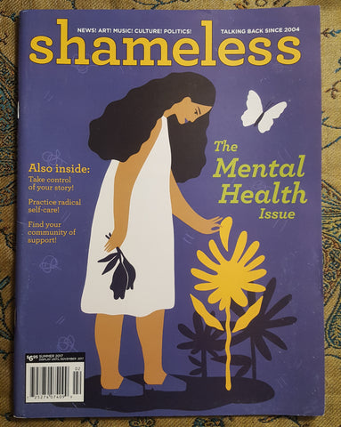 Shameless Magazine: The Mental Health Issue