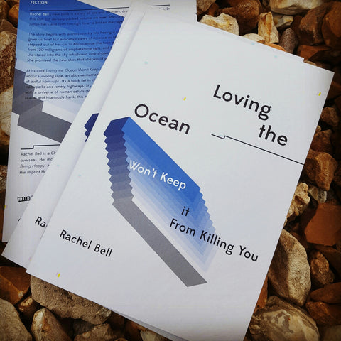 Super Friends of Rachel Bell TWENTY PACK OF Loving the Ocean Won't Keep It From Killing You books