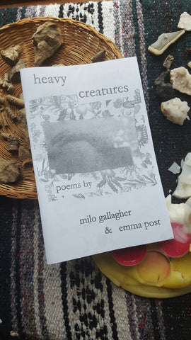 Heavy Creatures - Pioneers Press