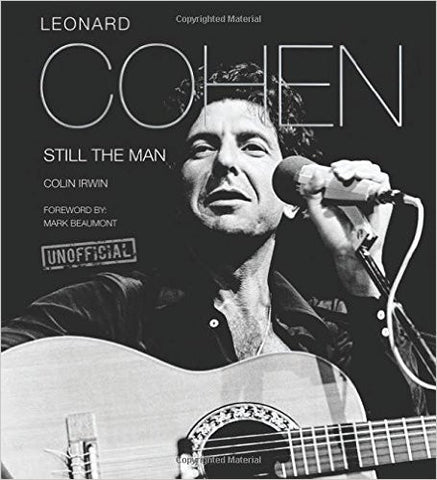 Leonard Cohen: Still the Man