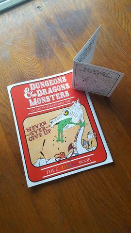 Dungeons and Dragons Monsters Say Inspirational Shit, the Coloring Book, Expanded Pack!