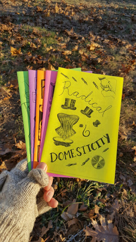 Radical Domesticity Full Collection Pack!