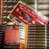 Life Is The Meatgrinder That Sucks In All Things (DELUXE EDITION, 2017)  cassette
