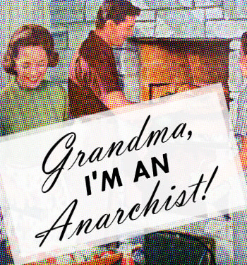 """Grandma, I'm an Anarchist"" Mystery Pack!"