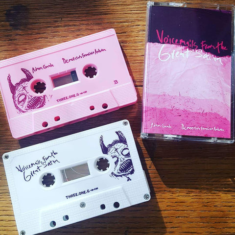 """Voicemails from the Great Satan"" Cassette EP"