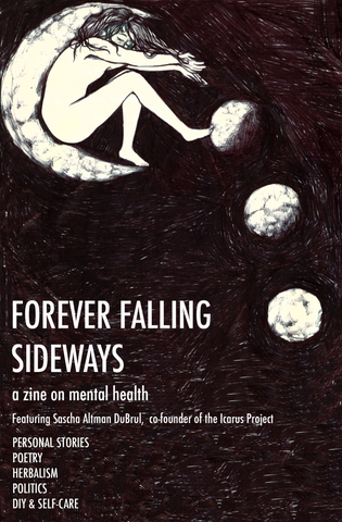 Forever Falling Sideways: A Zine on Mental Health (e-book) - Pioneers Press