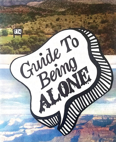 Guide to Being Alone (e-book)