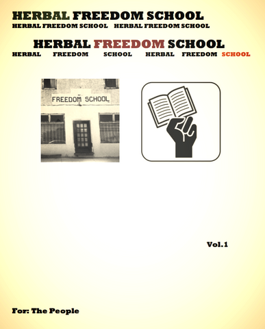 Herbal Freedom School Volume 1 - 2nd Edition (E-Book) - Pioneers Press
