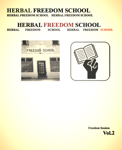 Herbal Freedom School Volume 2 - 2nd Edition (E-Book) - Pioneers Press