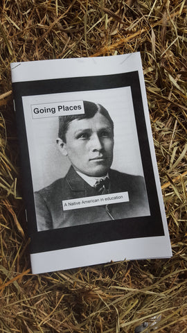 Going Places #3: A Native American in Education - Pioneers Press