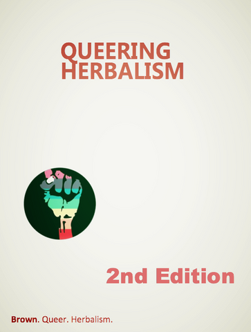 Queering Herbalism (e-book) - Pioneers Press