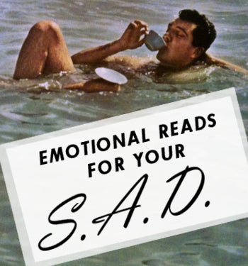 """Emotional Reads for Your S.A.D"" Mystery Pack!"