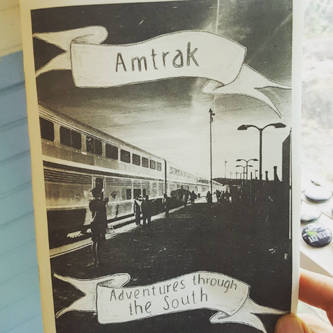 Amtrak: Adventures through the South - Pioneers Press