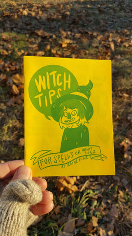 Witch Tips: For Spells or Whatever