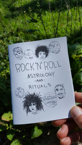 Rock 'n' Roll Astrology and Rituals