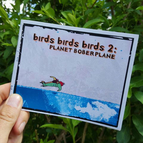 Birds Birds Birds 2: Planet Boberplane - Pioneers Press