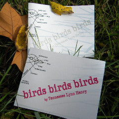 Birds Birds Birds - Pioneers Press