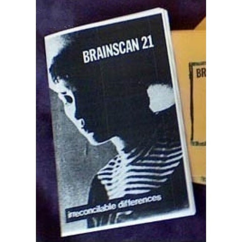 Brainscan #21, Irreconcilable Differences - Pioneers Press