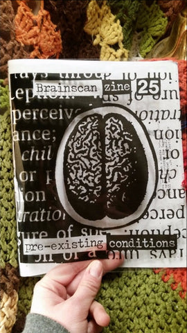 Brainscan #25 - Pioneers Press