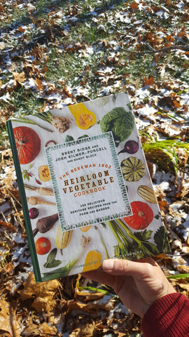 Heirloom Vegetable Cookbook