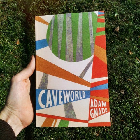 Caveworld: A Novel - Pioneers Press