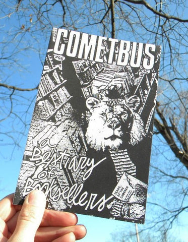 Cometbus #56 a Bestiary of Booksellers - Pioneers Press