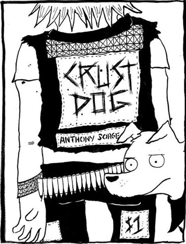 Crust Dog #1 - Pioneers Press