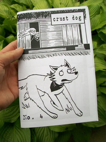 Crust Dog #4 - Pioneers Press