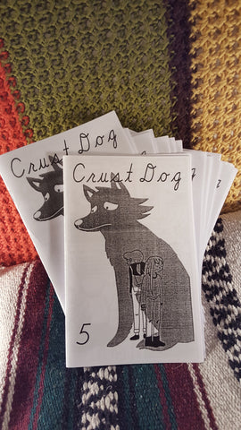 Crust Dog #5 - Pioneers Press