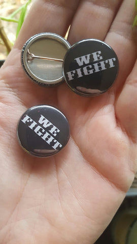 We Fight button