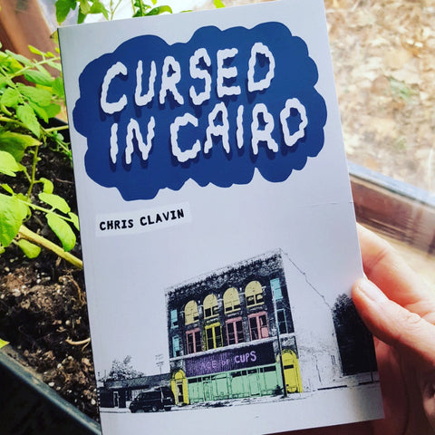 Cursed in Cairo E-Book